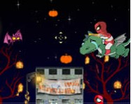 Spiderman halloween night ingyen j�t�k