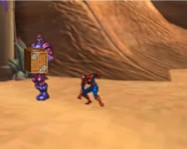 Spiderman hero defence p�kember j�t�kok