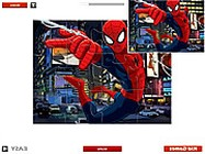 Spiderman jigsaw online