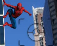Spiderman photohunt online p�kember j�t�k