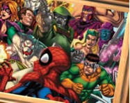 Spiderman vs Villains fix my tiles online