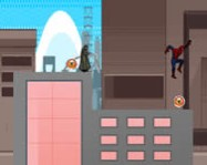 Spiderman xtreme adventure 2 online p�kember j�t�k