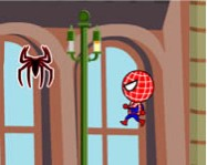 Spiderman zombie run online
