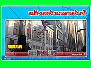 The spectacular Spiderman p�kember j�t�kok