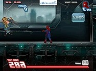 Ultimate Spider-Man the zodiac attack online p�kember j�t�k